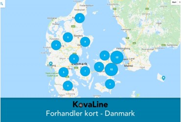 KovaLine - Forhandler