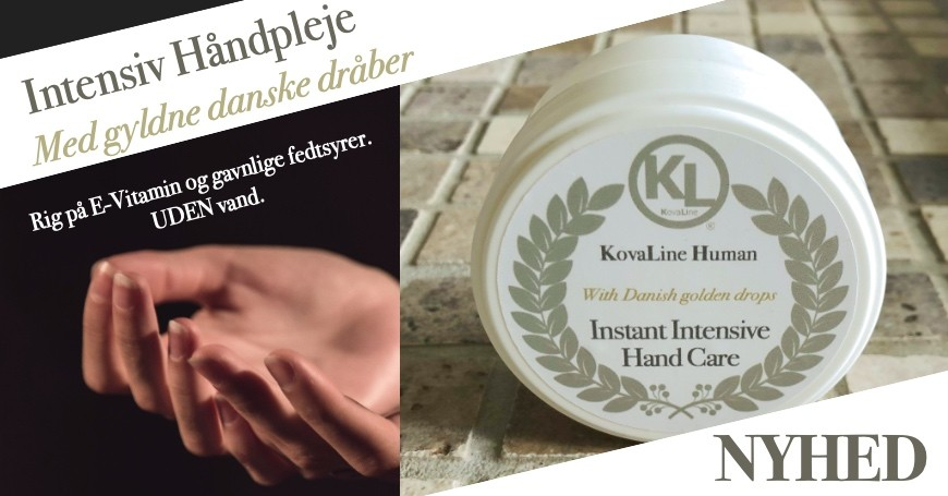 KL Human - Instant Intensive Hand Care